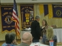 Installation- FW River Oaks Lions Club 06-11-2013